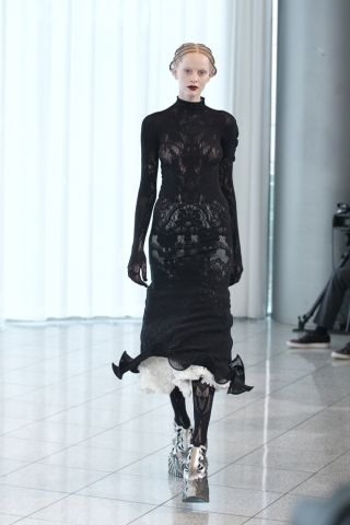 Dress by Somarta Autumn/Winter 2011-2012
