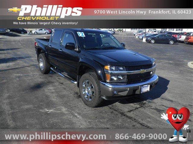 2012 Chevrolet Colorado Black 14030524 Http Www Phillipschevy Com 2012 Chevrolet Colorado Chicago Il Vd 14030524 Chevrolet Chevrolet Colorado Chevy