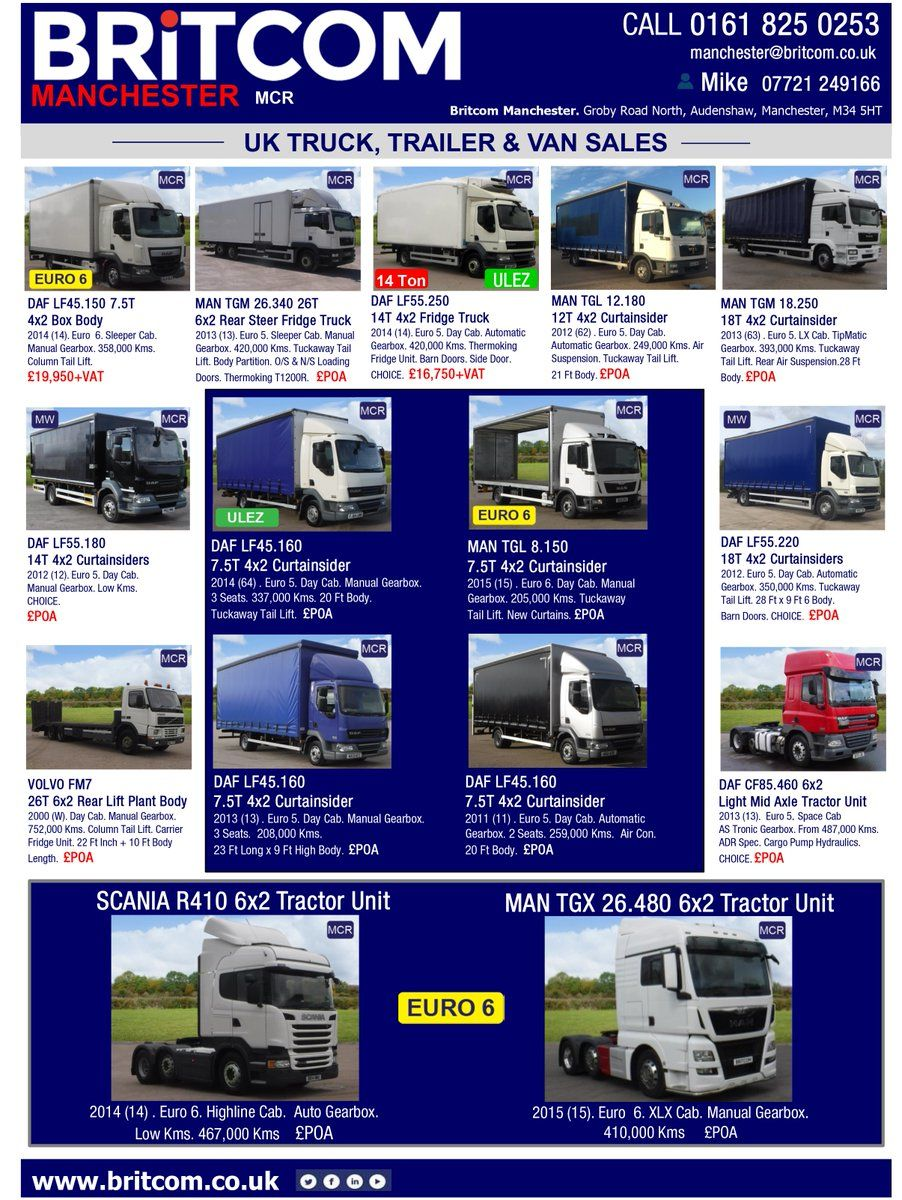 Used 6 Door Truck For Sale : truck, Britcom, (@BritcomTrucks), Twitter, Trucks, Sale,, Trucks,, Automobile, Marketing