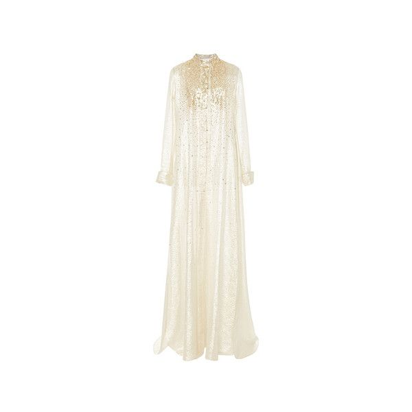 2018 Unisex Clearance Get To Buy Long Sleeve Caftan Shirt Dress Carolina Herrera Free Shipping Shopping Online Cheapest Online KiEl68c87I