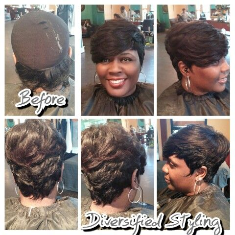 Before and after quick weave hair pinterest quick weave before and after quick weave pmusecretfo Image collections