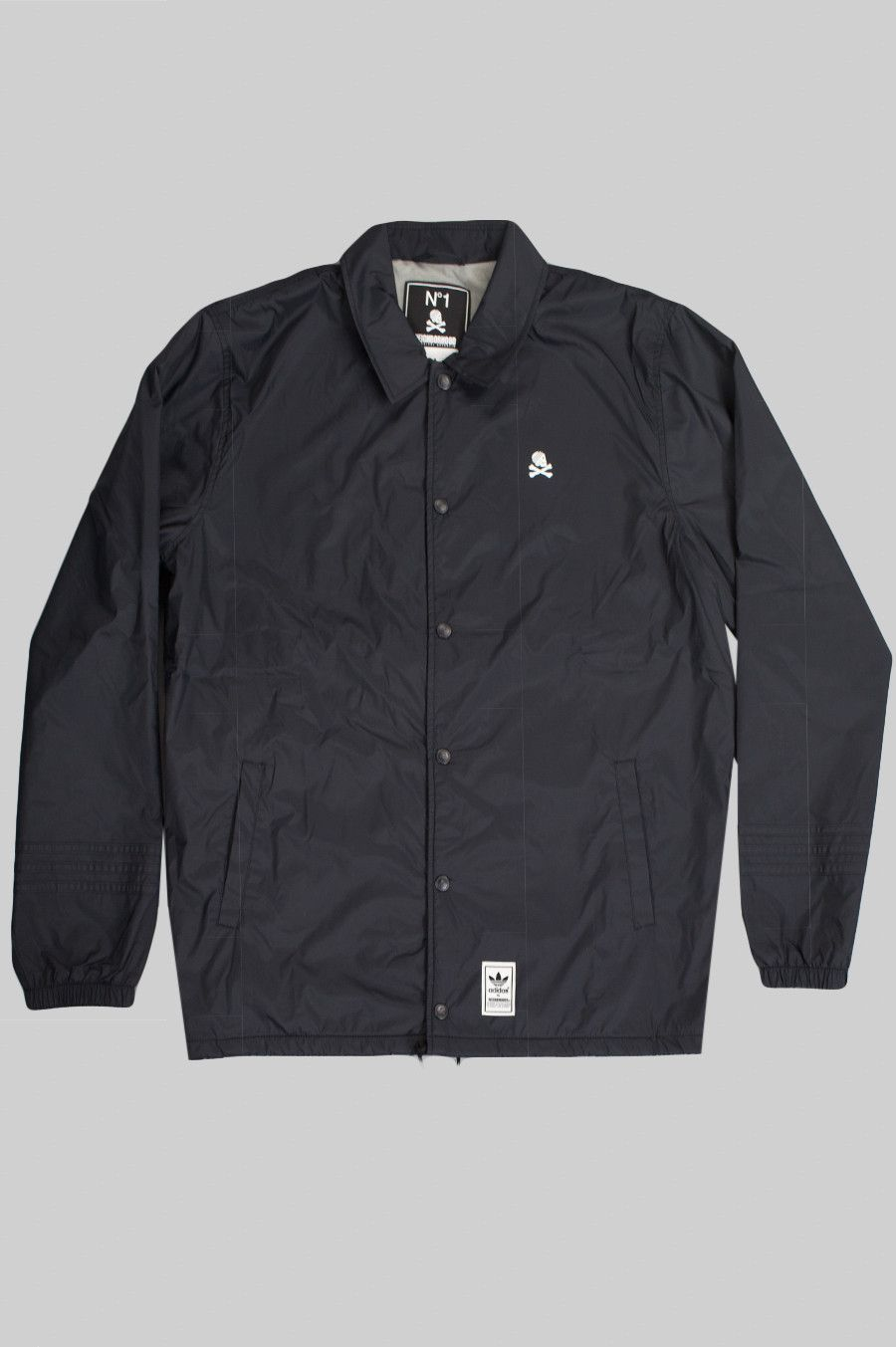 a9d102b90c89a ADIDAS X NEIGHBORHOOD COACH JACKET BLACK | Fall shit | Jackets ...