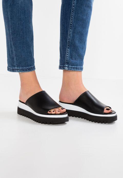 Gabor Pantolette hoch schwarz Zalando.at | Schuhe