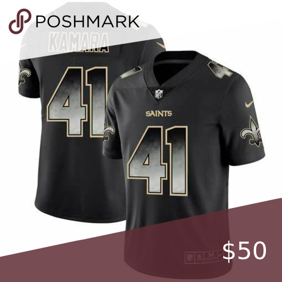 Men S New Orleans Saints Alvin Kamara Jersey Welcome New And Old Customers To Place Orders Can Introduce Friends To New Orleans Saints Black Smoke Nfl Shirts