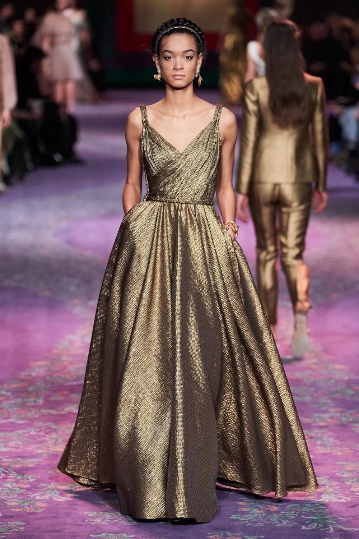 Christian Dior Haute Couture Printemps-Été 2020 – Défilé