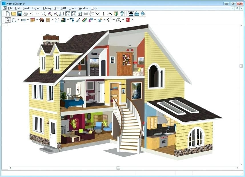 Create Your Own Dream House In 2020 Interior Design Software Home Design Programs Free House Design