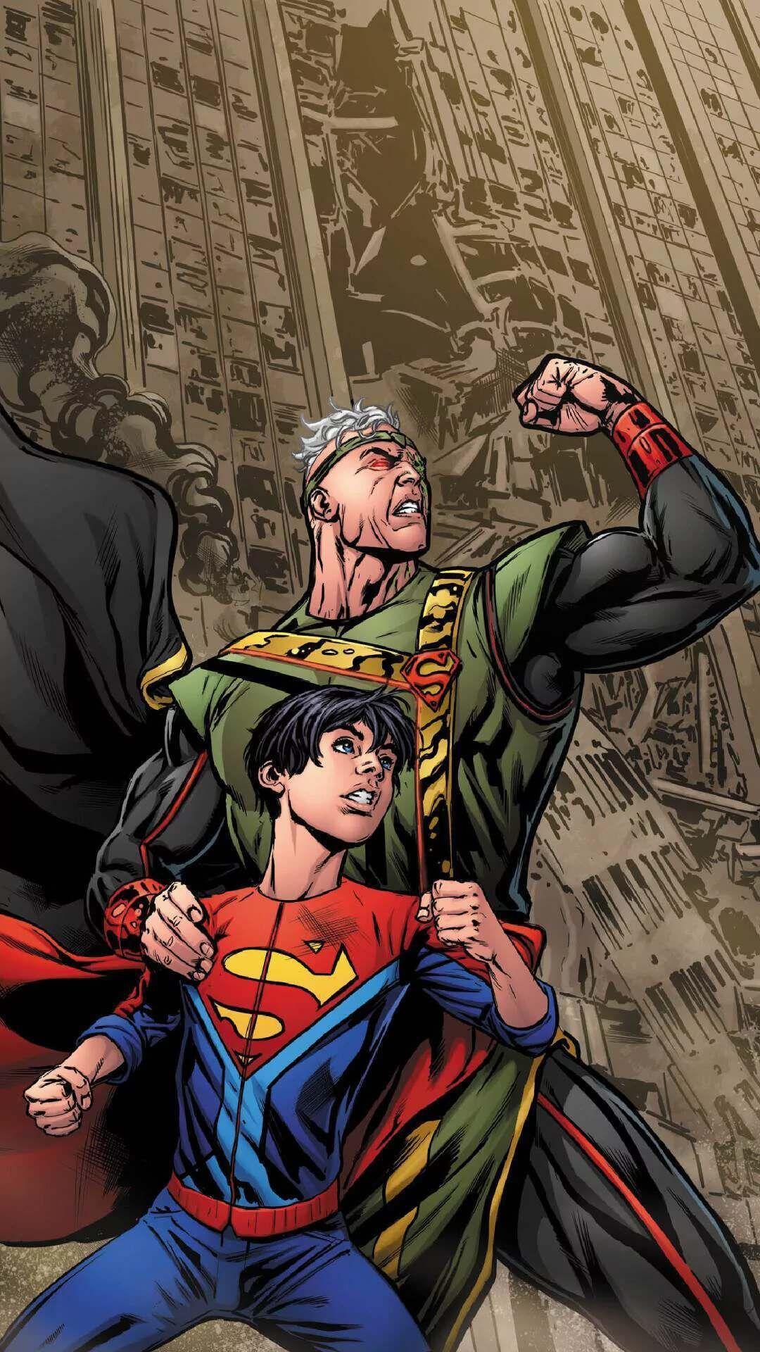 Superman Background Hd in 2020 Superhero comic
