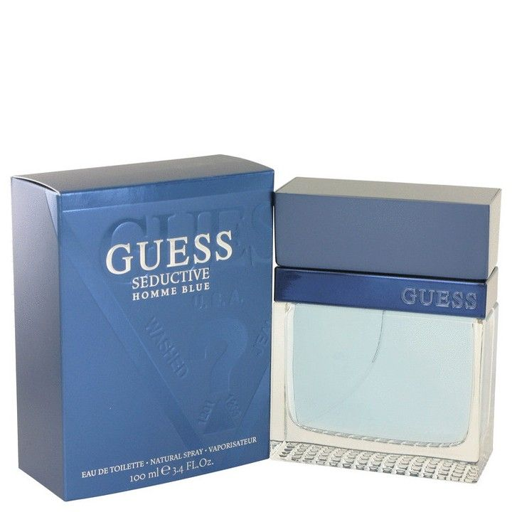 d0f8a0428d6 Guess Seductive Homme Blue 3.4 oz Cologne By Guess for Men from Kenya s  Boutique for  19.95