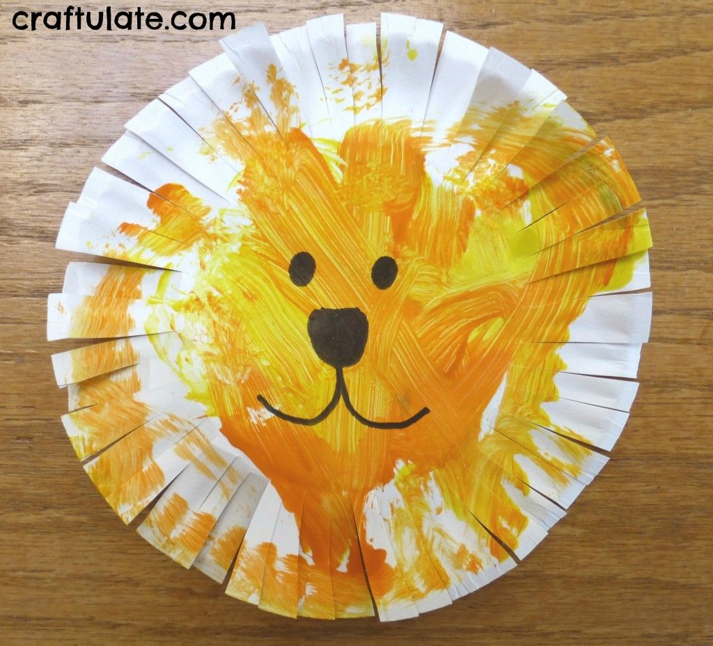 Lion crafts for toddlers inspiration for Lion crafts for toddlers