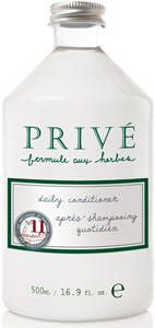 PRIVÉ - formule aux herbes, using this reparative condition along with the shampoo, really like it.