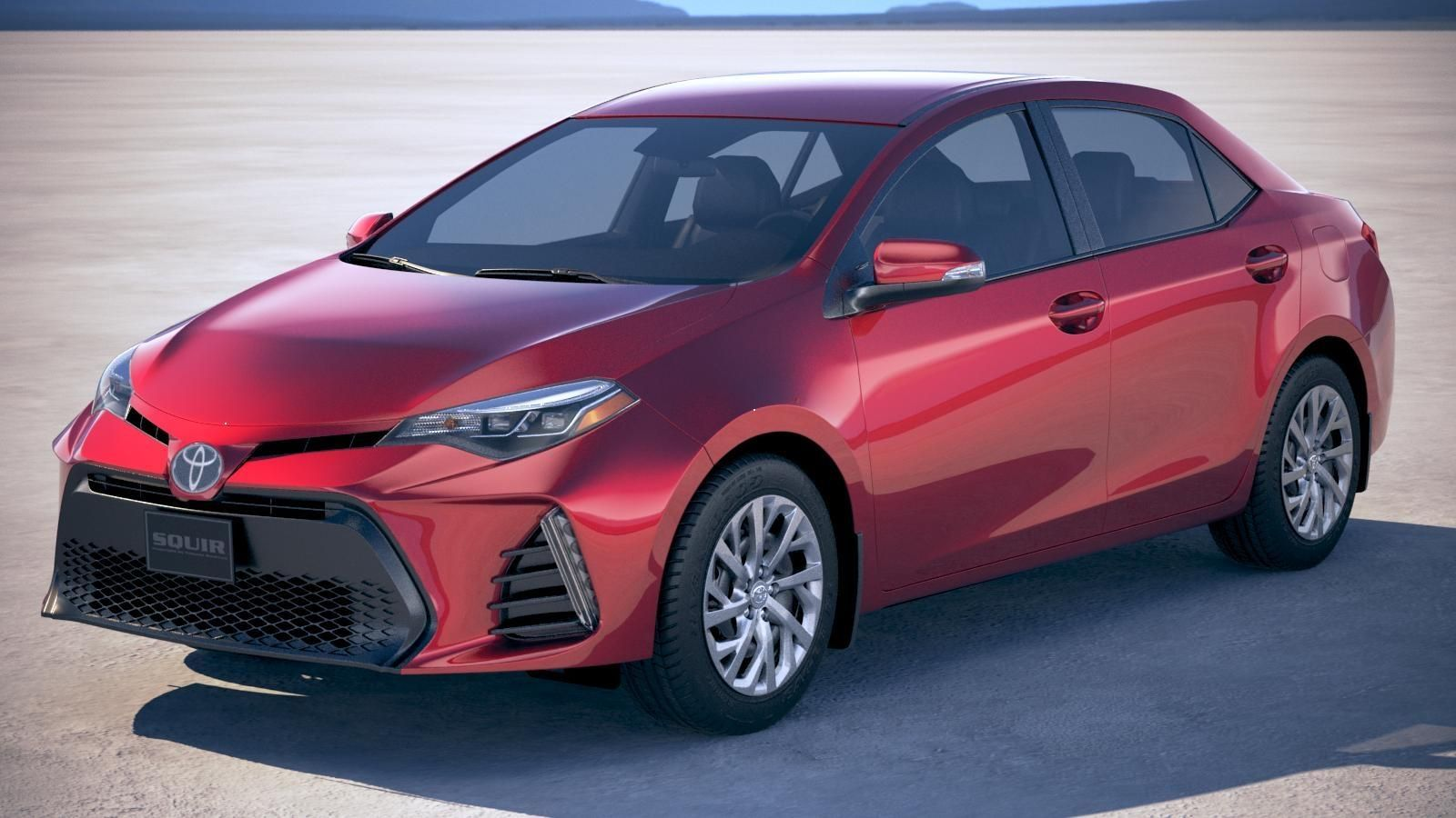 Toyota Corolla Usa 2017 Model Ad