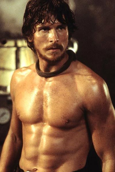 Christian Bale From Reign Of Fire Christian Bale Body Christian