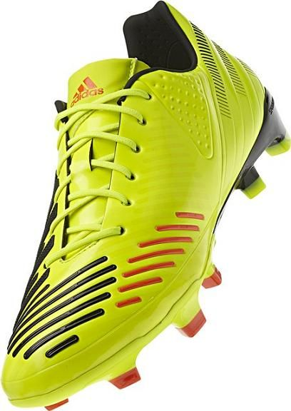 New Adidas Predator Lz Sl Super Light Limited Edition Soccer Boot In Electricity Yellow Black Latest Arrival In Lim Soccer Boots Adidas Football Football Boots