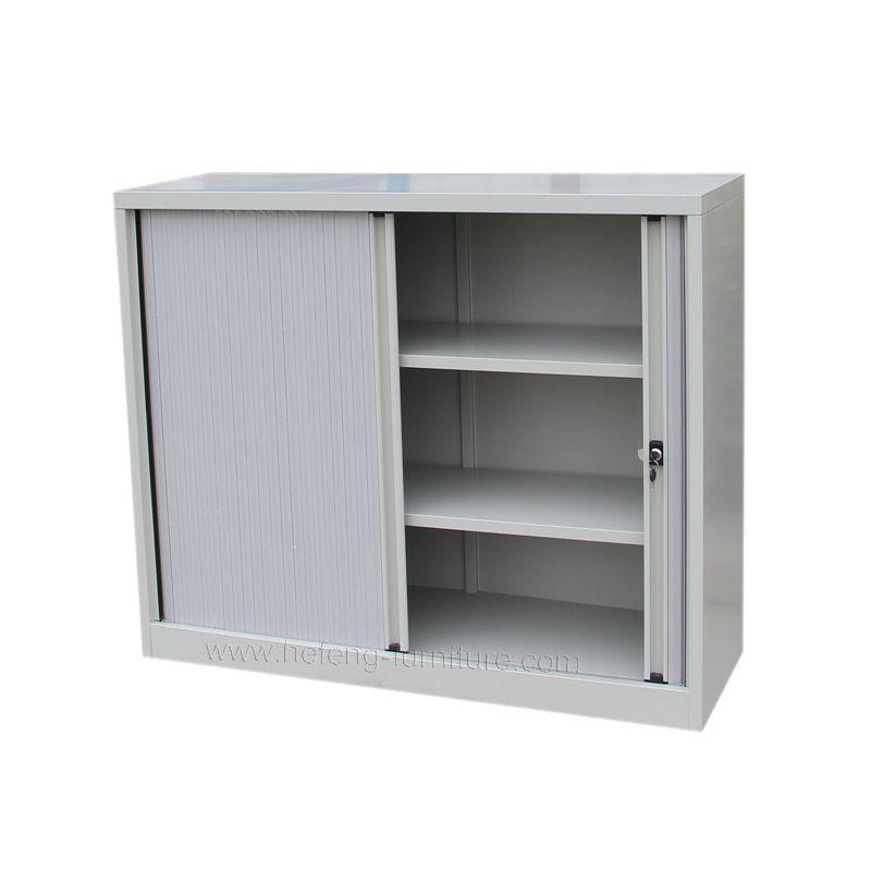 Steel roller shutter door cabinet supplied by hefeng-furniture.com ...