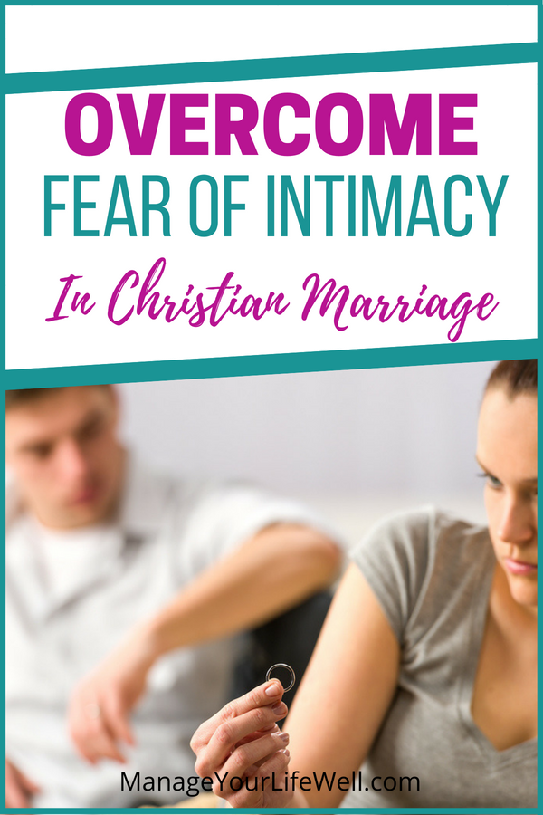 Fear of emotional intimacy signs