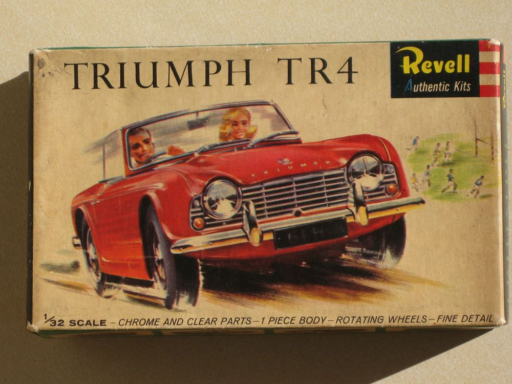 Vintage Model Car Kits Uk