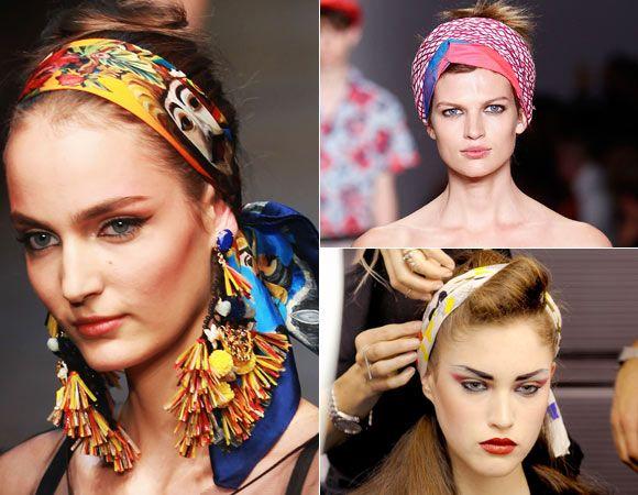 Dolce & Gabbana (Milão), Marc by Marc Jacobs (Nova York) e Jean Paul Gaultier (Paris).