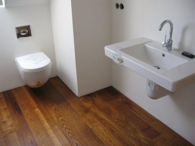 badezimmerboden holz | Bad | Pinterest | Badezimmer, Bad design und ...