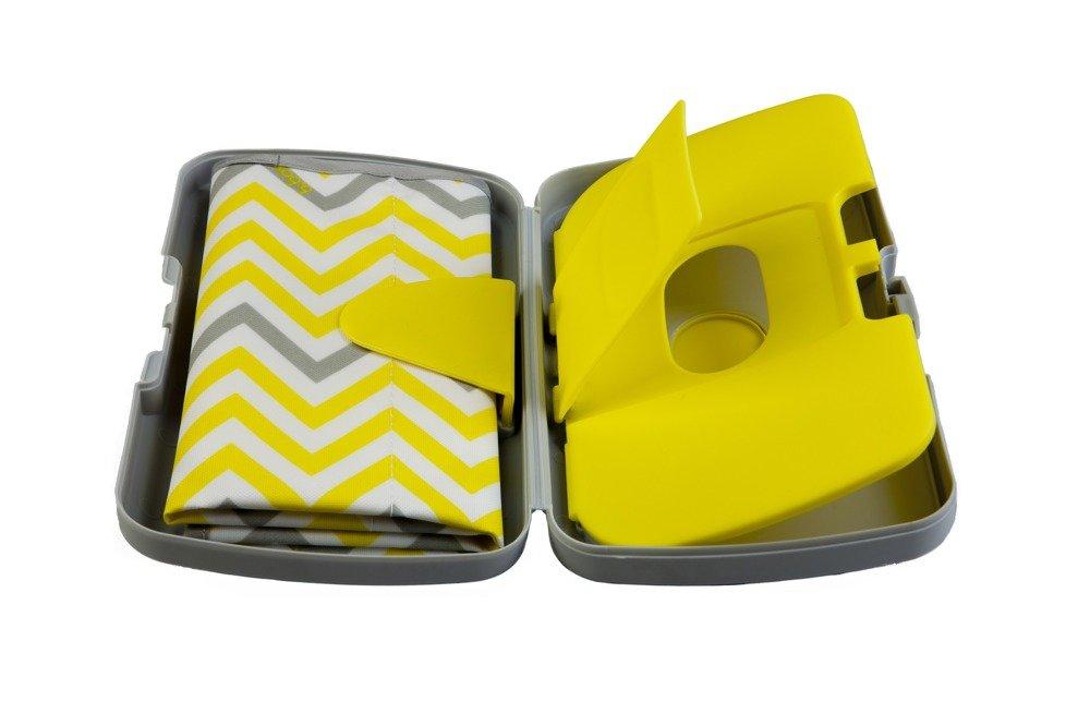 Przewijak W Etui Z Miejscem Na Pieluchy I Chusteczki Mello Lellow B Box Baby Brand Nappy Diaper