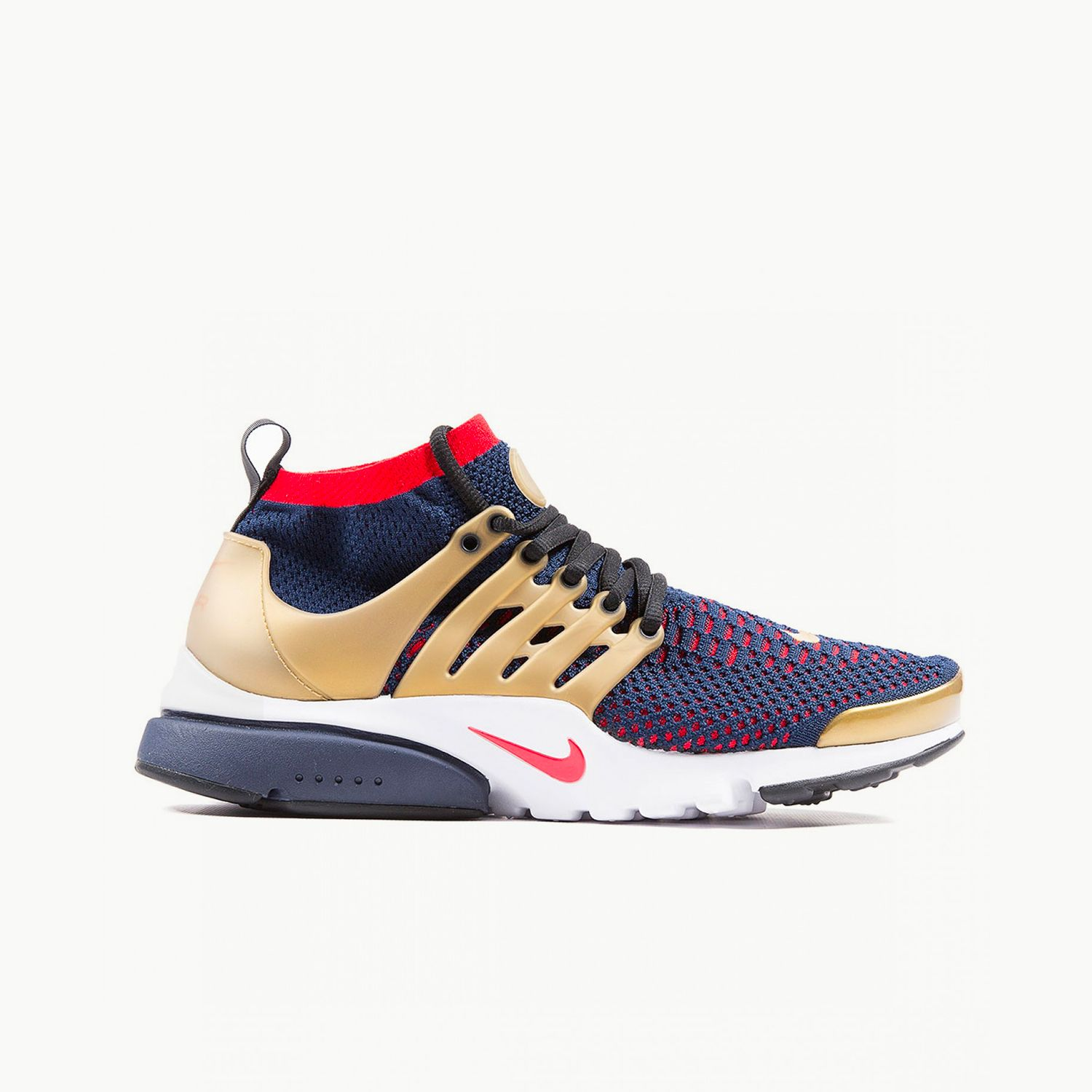 Nike AIR PRESTO ULTRA FLYKNIT Navy/Red/Black
