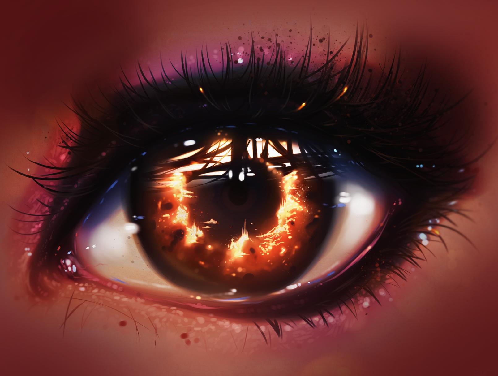 Картинки глаз для авы