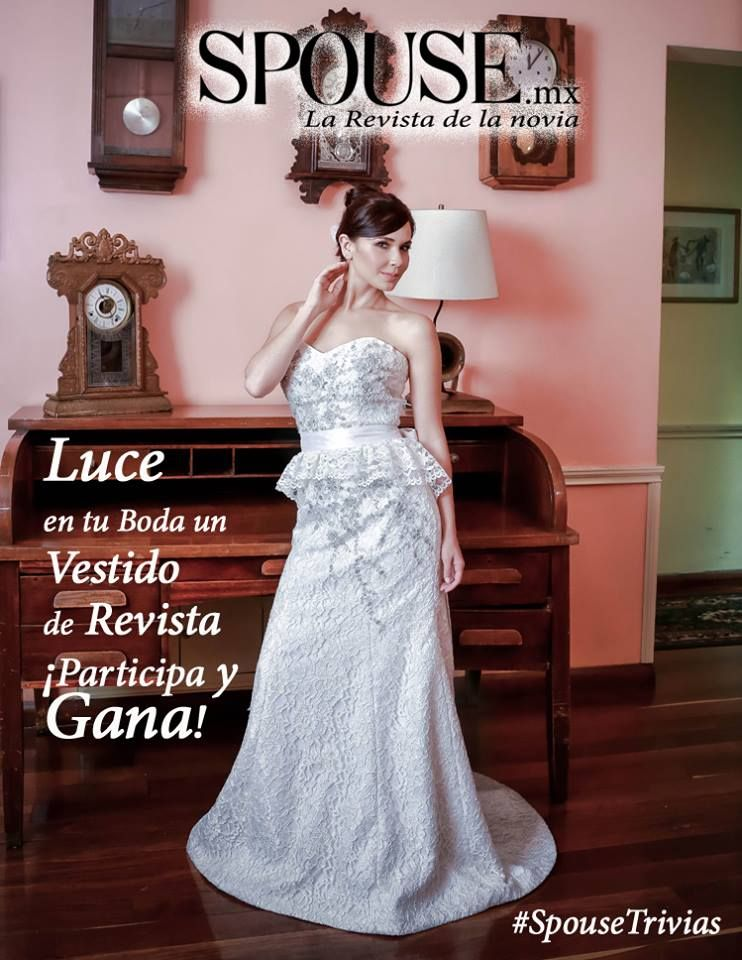 ya están listas para la nueva edición enero-abril de spouse.mx
