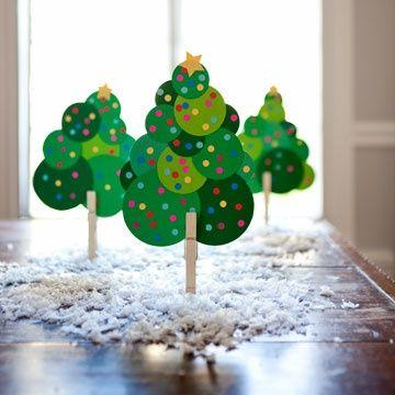 DIY Holiday Crafts Christmas Ornaments Holidays, Craft and Xmas