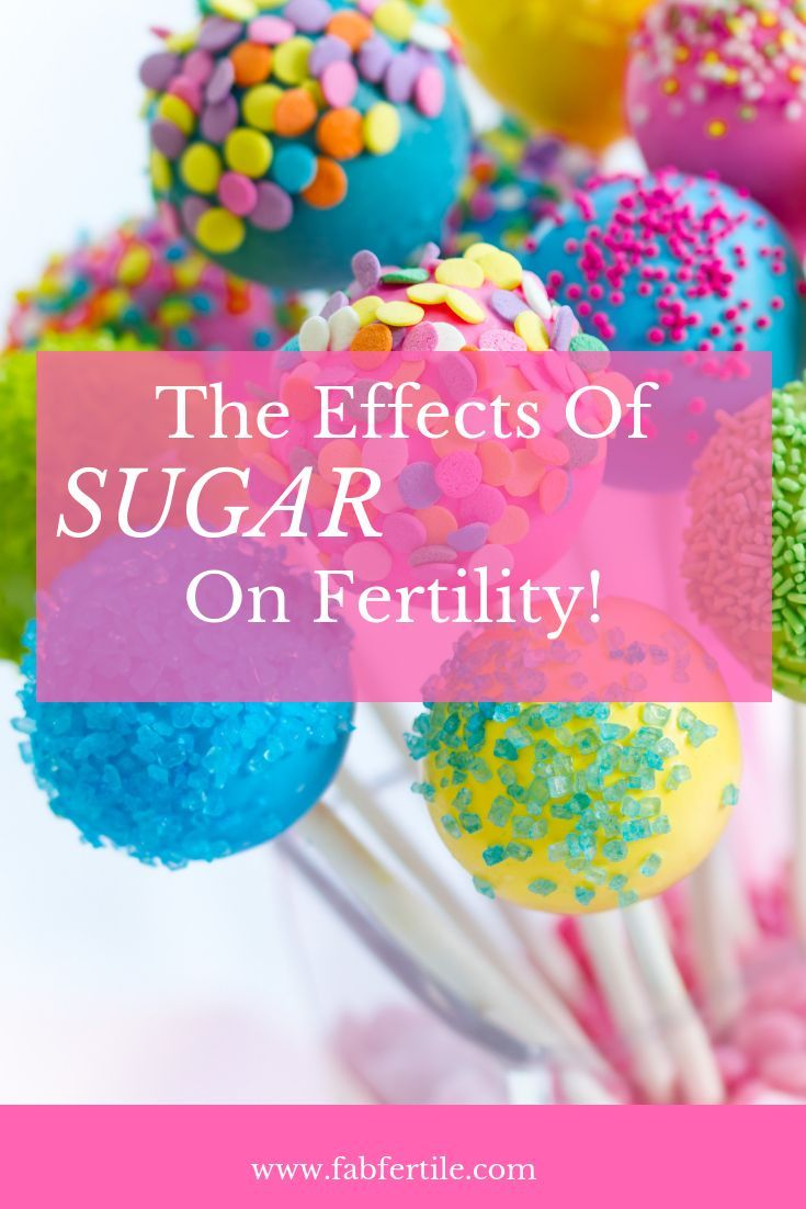 Is Sugar Affecting Your Fertility? Fertility and diet go hand in hand. Those struggling to conceive need to take a close look at their diet.  Read more here about the effects of sugar on fertility.