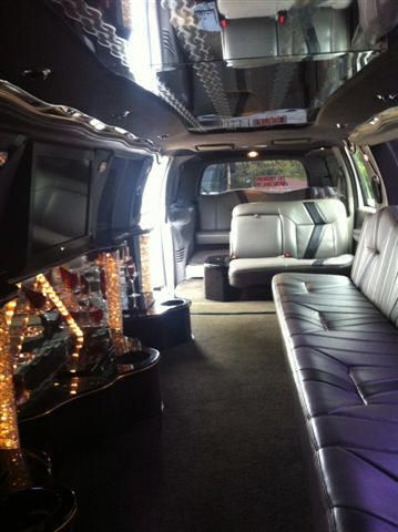 16 P Ultra Excursion Super Stretch Limousine All About You Limos
