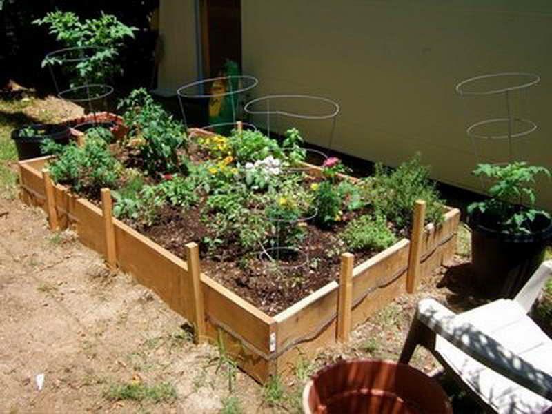 garden box design ideas - Google Search | garden plan | Pinterest ...