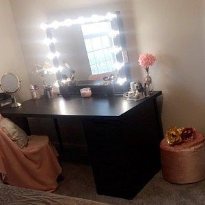 financing Vanity Mirror with lights (With images) | Mirror ...