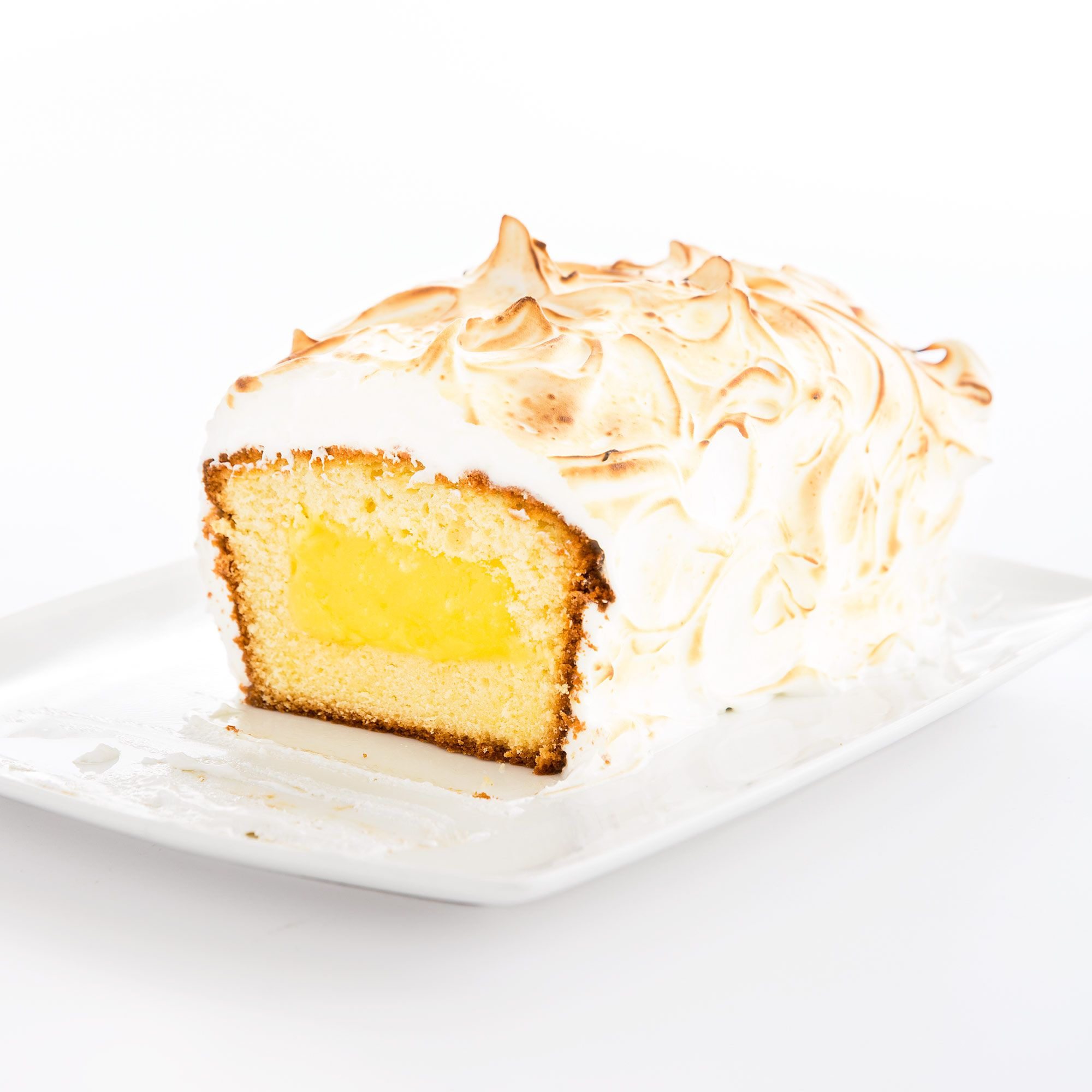 With bright homemade lemon curd and delicate meringue peaks, this ...