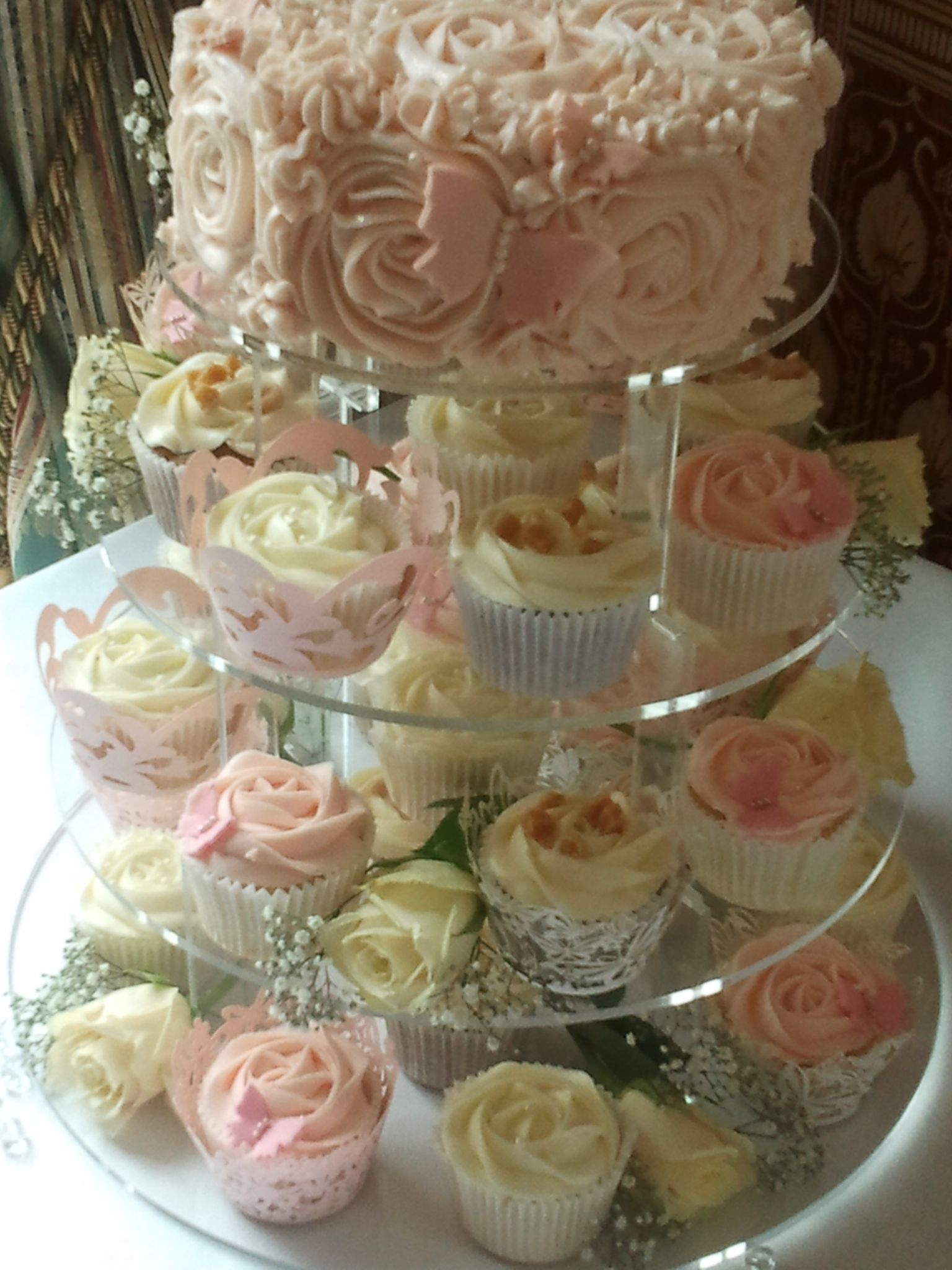 wedding packages start from £125 including delivery and