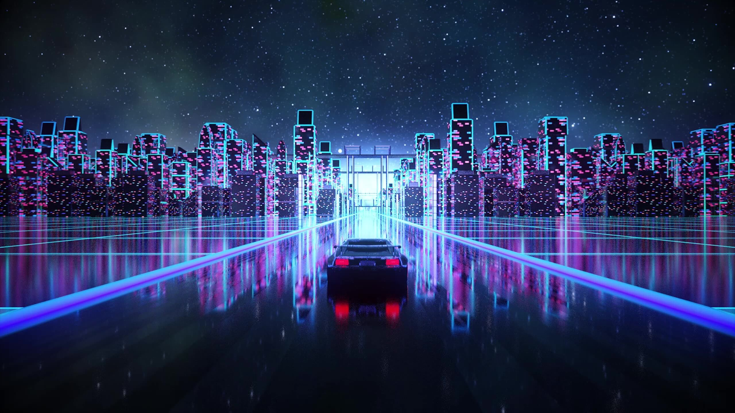 Outrun Trailblazing Car Live Live Wallpapers Anime Wallpaper Wallpaper Pc