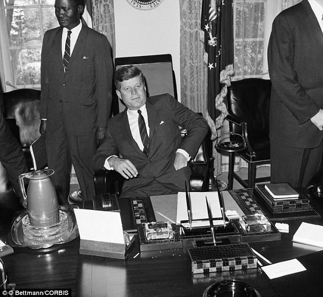 The role of president john f kennedy in the cuban missile