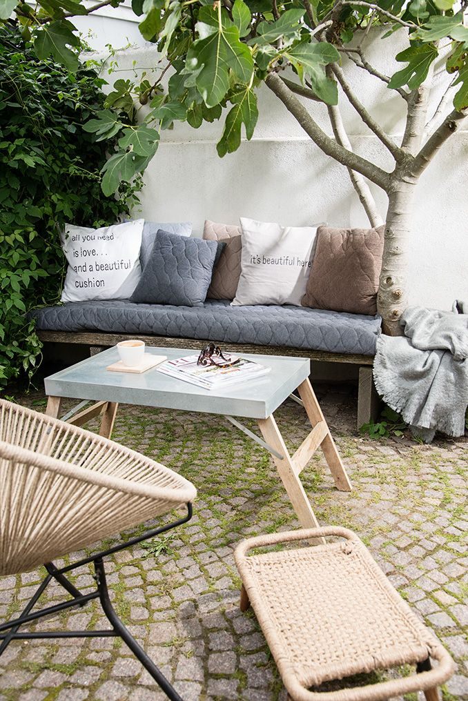 outdoor living Outdoor Spaces Aussenräume Pinterest Outdoor