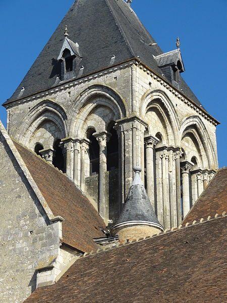 Église St-Basile, Étampes . Île-de-France