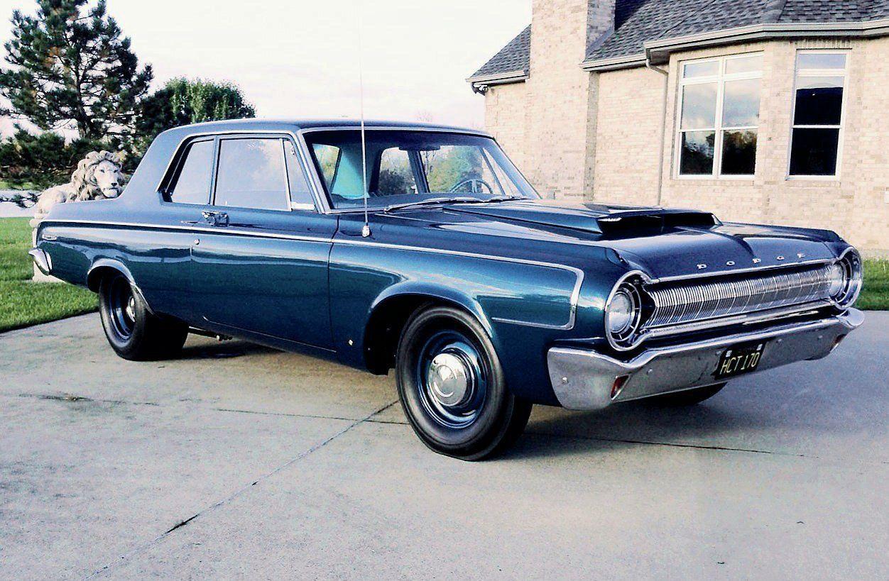 1964 Dodge Dart 330 | Mopar | Pinterest | Darts, Mopar and Cars