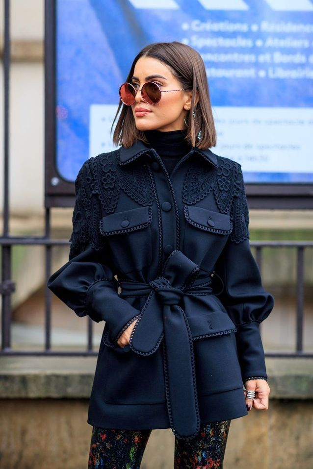 Street Style haute couture Paris : les plus beaux looks repérés à la semaine de la haute couture à Paris
