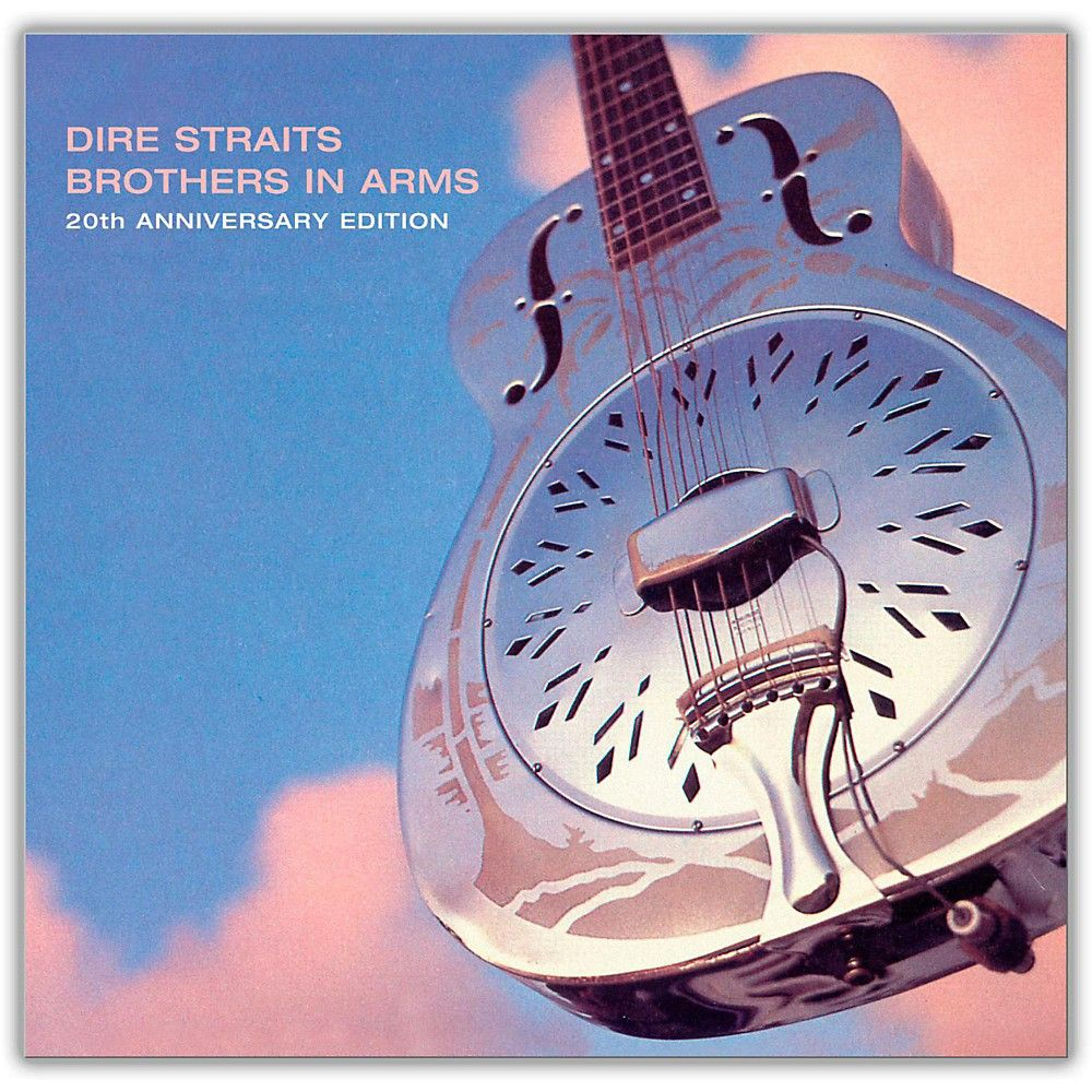 Wea Dire Straits Brothers In Arms Vinyl Lp Brothers In Arms Dire Straits Classic Album Covers