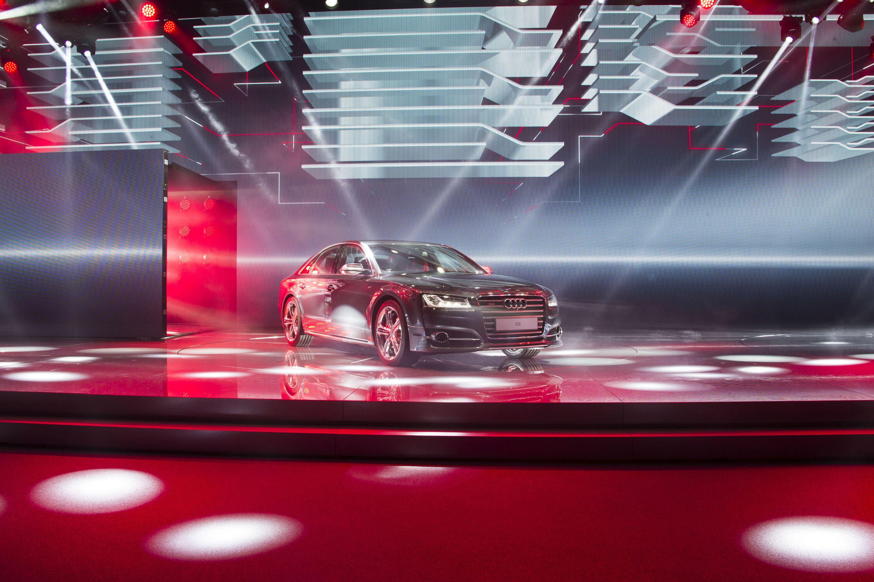 Audi s8 el garaje de mis sue os coches r pidos motos - Garaje de coches ...