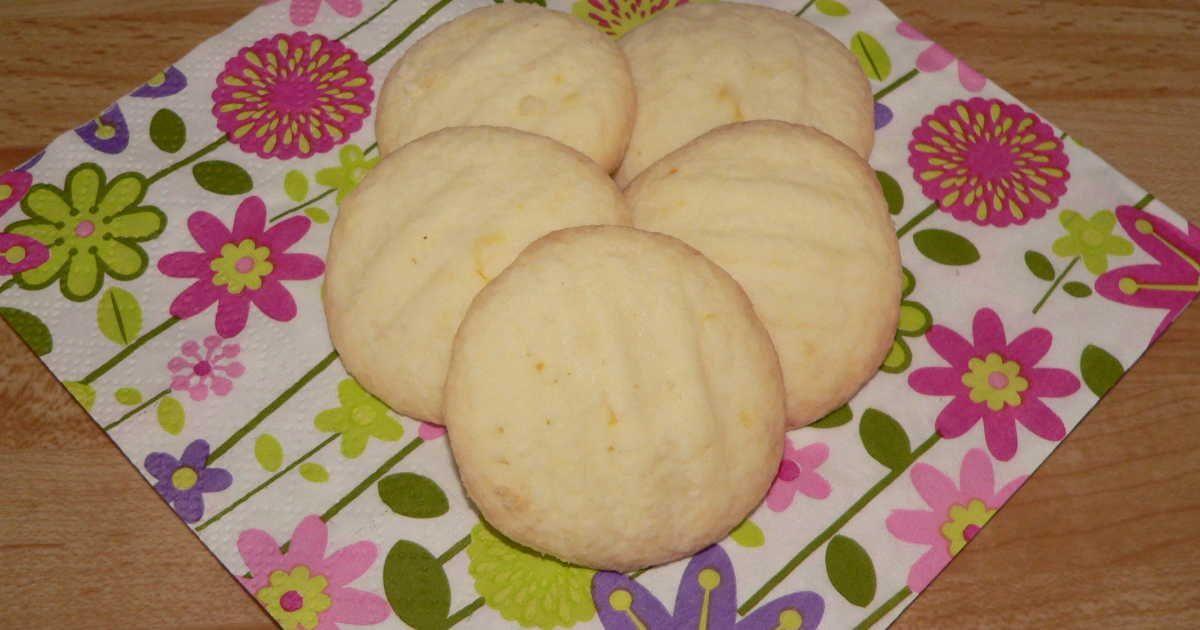 glutenfria småkakor med potatismjöl