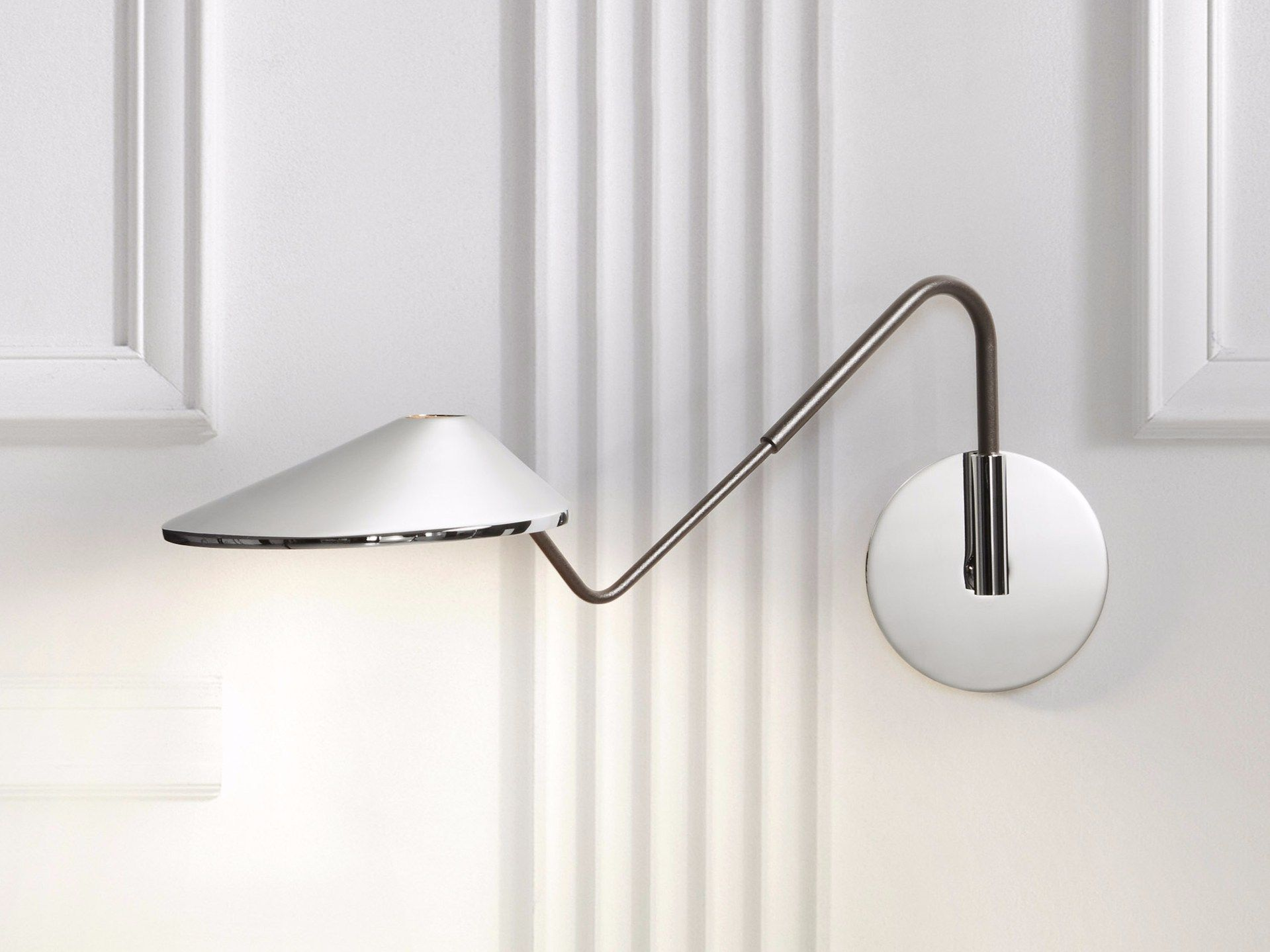 NÓN LÁ A 03 By BOVER design Jorge Pensi   Metal wall light ... on Decorative Wall Sconces Non Lighting id=27939