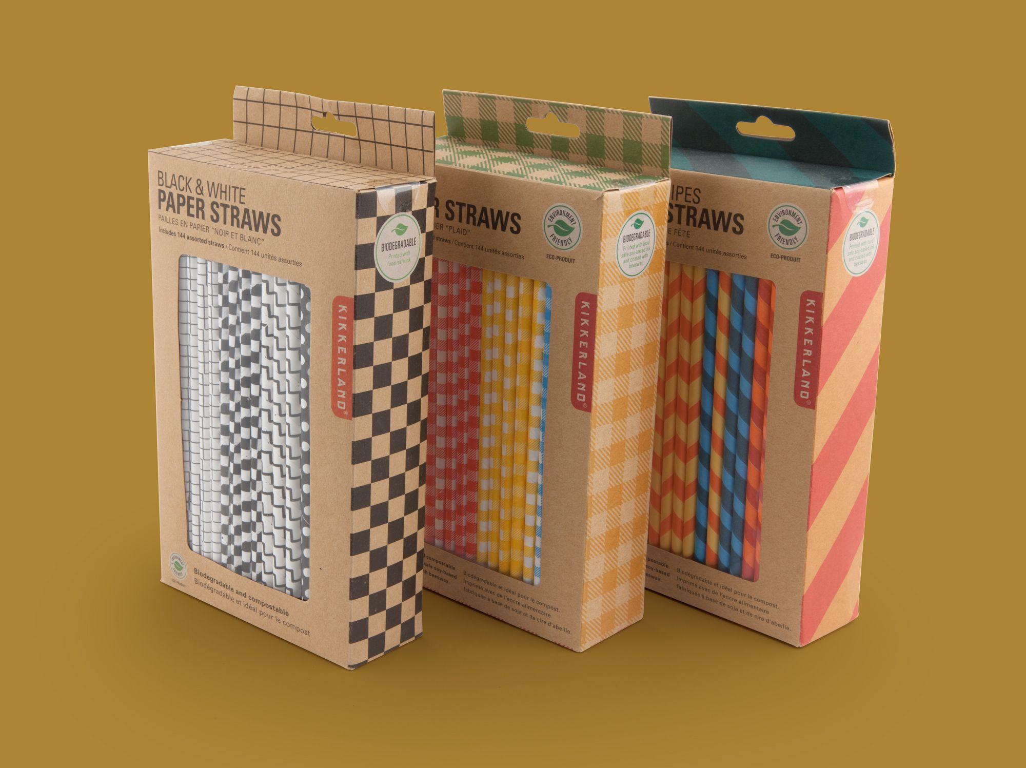 Image result for paper straws   paper straws   Vintage packaging