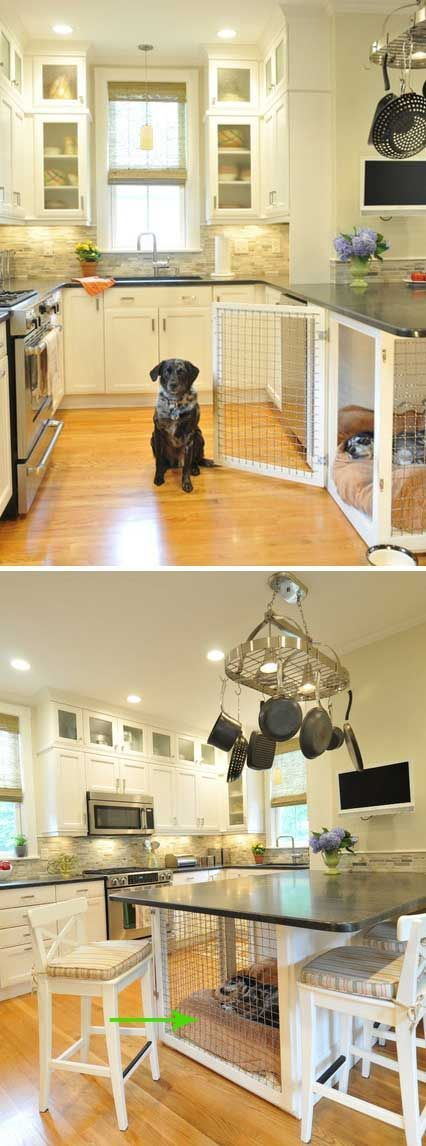 Are you only care about your indoor decor for becoming more beautiful but neglect your pets? Have you ever thought about your pets? Have you ever wondered whether their homes are comfortable for them to live too? No? Then here is your chance. Here we provide some amazing ideas for the design of living spaces [...]