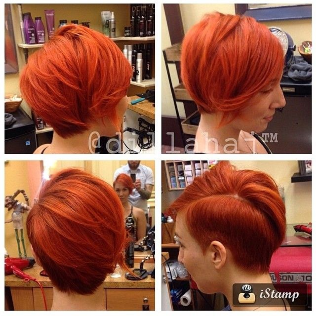 Awesome redhead! Love! @samvillahair's