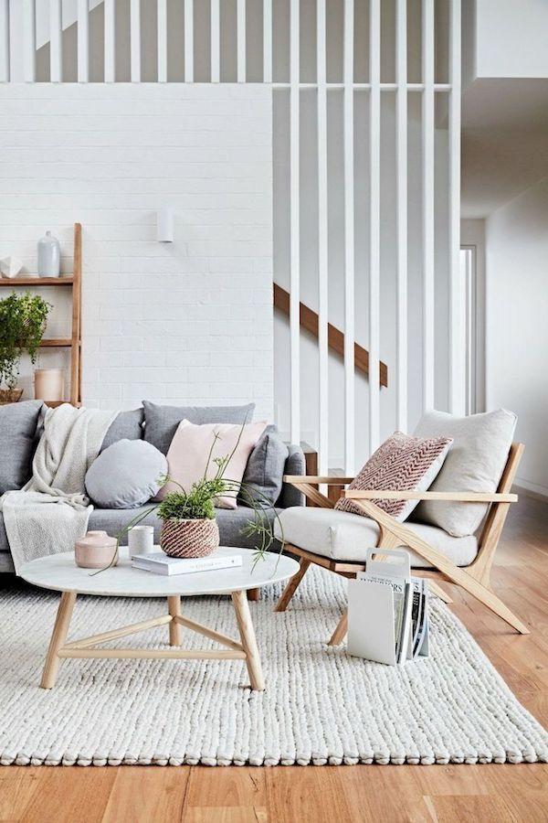 Die besten 50 Wohnzimmer - Ideen und Designs Interiors, Living