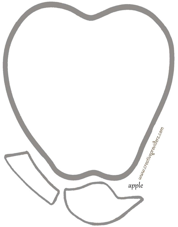 Apple Stem And Leaf Template  The Farm    Apples And