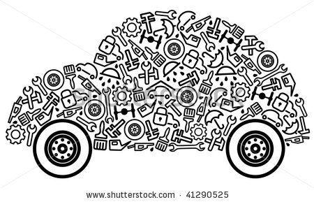 Iconos Repuestos Automotrices Buscar Con Google Autos Iconos