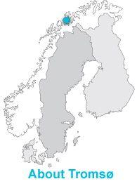 Accommodation - VisitTromso - Tromso está al norte de Noruega